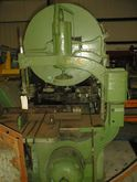 "MOAK 36"" VERTICAL BAND SAW"
