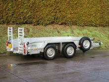 2016 Veldhuizen 3,5-tons tandem
