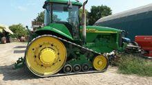 2001 John Deere 8410T Farm Trac