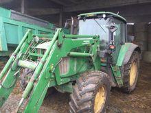 2006 John Deere 6520 Farm Tract