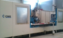 fixed bench milling machine CME