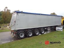 Langendorf 4-axle 58m3 with pla