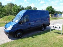 2011 Iveco Daily 35C18 Vans and