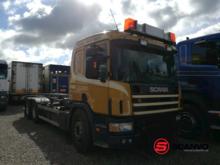 Scania P124 GB 6x2 NB 420HK Tru