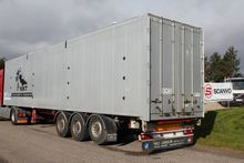 2008 Danson 87 m3 aluminum box