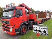 Volvo FM9 8x2 340HK Truck