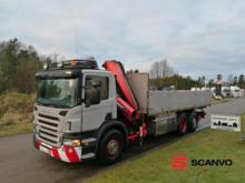 Scania P310 DB 6x2 4 HNB Truck