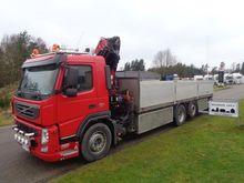 2010 Volvo FM330 truck