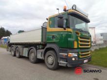 Scania R420 LB 8x4 HNB Truck