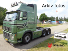 Volvo FH660 Tractor