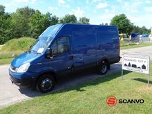 Iveco Daily 35C18 vans & cars