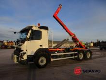 Volvo FMX410 6x4 Truck