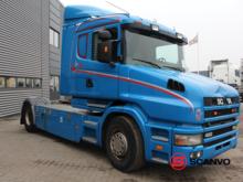 Used Scania T124 LA4