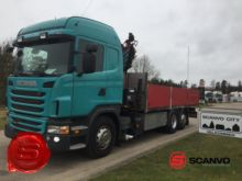 Used G440 A for sale  Scania equipment & more   Machinio