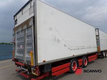 DAPA 20 ton 7.95 mtr with lift