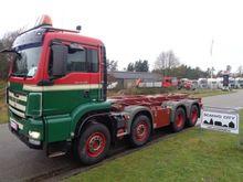 2010 MAN TGS 35.480 BL truck