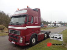 Used Volvo FH12 trac
