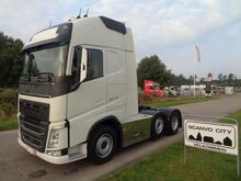 2016 Volvo FH500 6x2 Pusher Tra