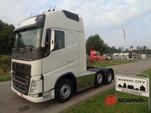 Volvo FH500 6x2 Pusher Tractor