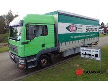 MAN TGL 12-240 BL Euro 4 Truck