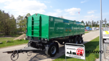 DAPA 8200 mm Trailer