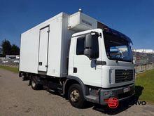 MAN TGL 8.210 BL 4x2 truck,