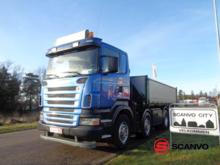 Scania R420 LB 8X2 HHZ Truck
