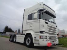 Scania R580 LA 6x2 HNB 2900 Tra