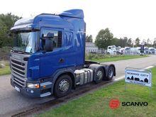 Scania G400 LA 6x2 / 4 MNA Trac