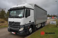 Mercedes 2532 L / NR Truck