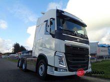 Volvo FH500 6x2 hydraulics Trac