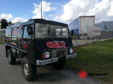 Steyer Puch Pinzgauer vans and