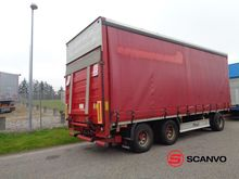 Fliegl 7.5 mtr curtain pages wi