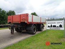 1986 GMF 20 tons 4.5 mtr fixed