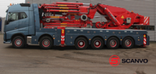 Volvo FH750 12x4 Truck