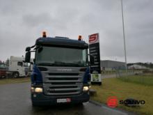 Used Scania P340 LA4