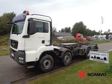MAN TGS 35.480 BL Truck