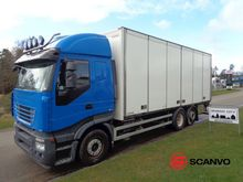 Iveco Stralis AS260S45Y Truck