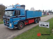 Volvo FM480 6x2 euro 4 Truck