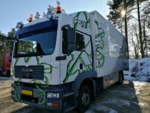 2007 MAN TGM 12-240 LL Truck