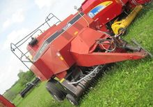 CASE IH 8570 BIG SQUARE BALER
