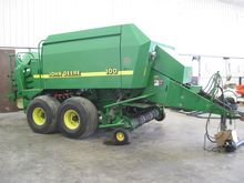 1998 JOHN DEERE 100 BIG SQUARE