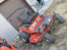 2006 KUBOTA ZD21F-60 RIDING LAW