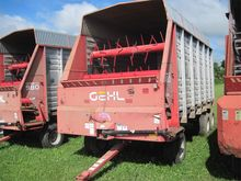 GEHL BU980 FORAGE BOX