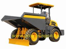 Three-Way Wheel Dumper DP60