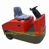 Electric Seated Tow Tractor wit