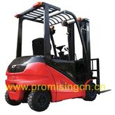 4-Wheel AC Electric Forklift