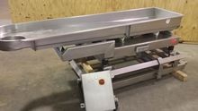 Smalley Vibratory conveyor to f
