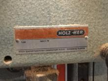1985 HolzHer 1215