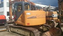 2006 Case CX135 SR Track excava